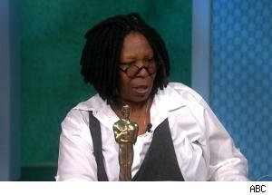 Whoopi New York Times Snub
