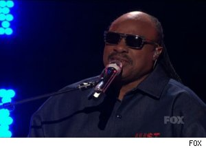 Stevie Wonder, 'American Idol'