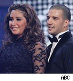 Bristol Palin on 'DWTS'