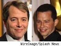Matthew Broderick and Jon Cryer