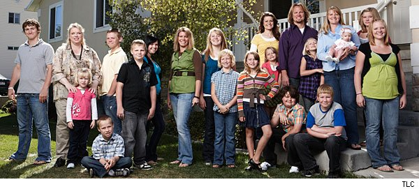 'Sister Wives' - the Brown family portrait
