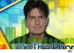 Charlie Sheen Reacts to 'Two and a Half Men' Firing on 'Access Hollywood Live'