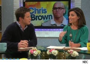 Billy Bush and Kit Hoover Weigh in on Chris Brown's 'GMA' Meltdown