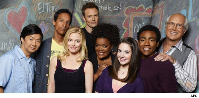 Community cast