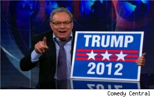 Lewis Black on 'The Daily Show'