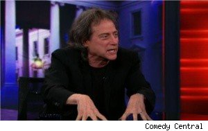 Richard Lewis on 'The Daily Show'
