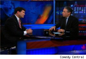 Bret Baier on 'The Daily Show'