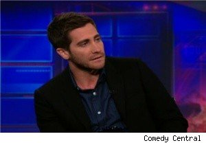Jake Gyllenhaal on 'The Daily Show'