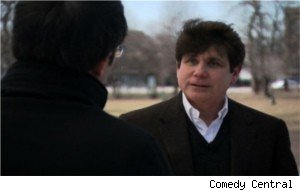 Rod Blagojevich on 'The Daily Show'