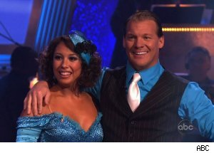 Cheryl Burke &amp; Chris Jericho, 'Dancing With the Stars'