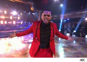 Chris Brown, 'Dancing With the Stars'