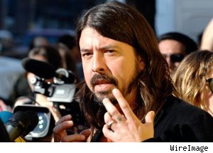 Dave Grohl, Foo Fighters, Glee