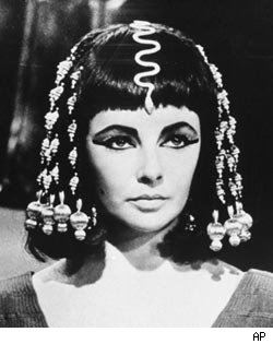 Elizabeth Taylor, Cleopatra