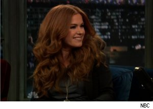 Isla Fisher Talks Tom Ford on 'Late Night'