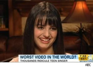 Viral Video Star Rebecca Black Responds to Critcism on 'GMA'