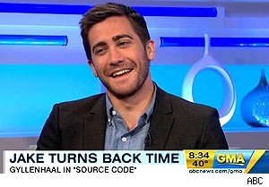 Jake Gyllenhaal on 'Good Morning America'