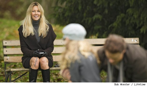 Heather Locklear in 'He Loves Me' on Lifetime