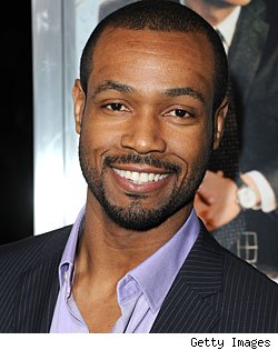'Chuck' guest star Isaiah Mustafa