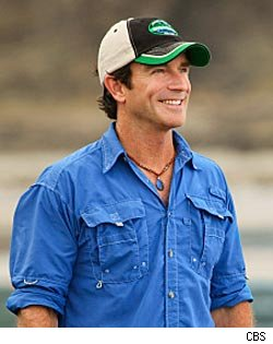 Jeff Probst Jeff Probst's syndicated talk show is a-go at NBC.