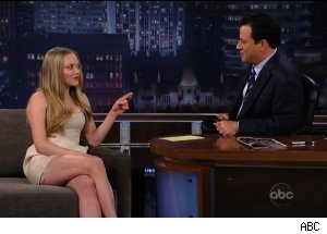 Amanda Seyfried, 'Jimmy Kimmel Live'