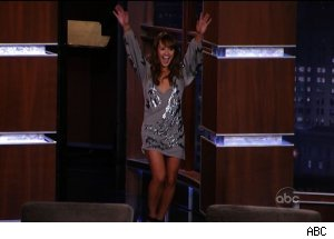 Ashley Hebert is 'The Bachelorette' - 'Jimmy Kimmel Live'