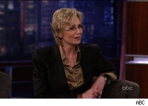 Jane Lynch, 'Jimmy Kimmel Live'