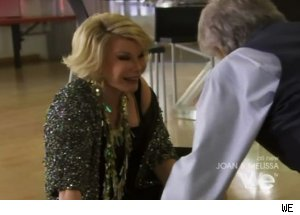 Joan Rivers falls on a date, 'Joan and Melissa: Joan Knows Best?'