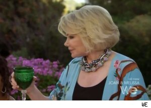 Joan Rivers, 'Joan &amp; Melissa: Joan Knows Best?'