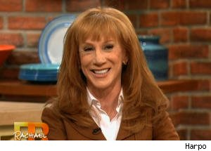 Kathy Griffin Invites Sarah Palin to Her Broadway Show
