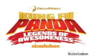 'Kung Fu Panda: Legends of Awesomeness' is just one of the animated features the network presented during its upfront.