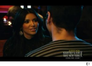 Kim Kardashian Tries Matchmaking on 'Take New York'