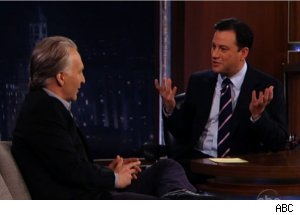Bill Maher, Kimmel Talk Arianna Huffington