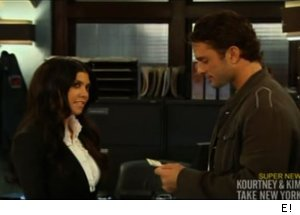 David Fumero, 'Kourtney and Kim Take New York'