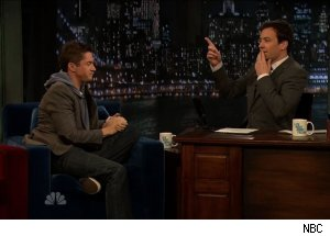 Topher Grace, 'Late Night with Jimmy Fallon'