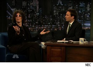 Howard Stern, 'Late Night with Jimmy Fallon'