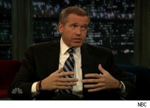 Brian Williams, 'Late Night with Jimmy Fallon'