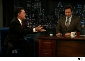 Stephen Colbert, 'Late Night with Jimmy Fallon'