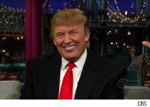 Donald Trump, 'Late Show with David Letterman'