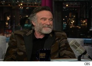 Robin Williams talks the Oscars, 'Late Show with David Letterman' Academy Awards