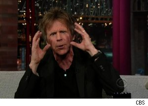 Dana Carvey, 'Late Show with David Letterman'