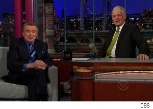 Regis Philbin, 'Late Show with David Letterman'