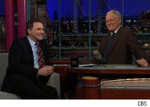 Norm MacDonald, 'Late Show with David Letterman'