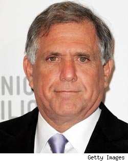 CBS Honcho Les Moonves Breaks Silence on Charlie Sheen