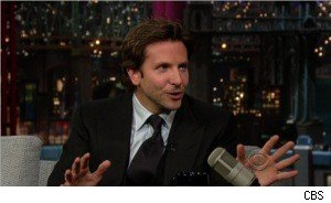 Bradley Cooper on 'Late Show'