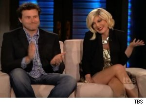 Tori Spelling, Dean McDermott on 'Lopez Tonight'