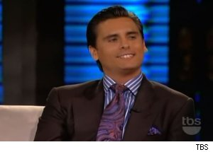 Scott Disick, 'Lopez Tonight' 'Keeping Up with the Kardashians'