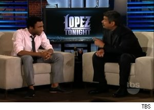 Donald Glover, 'Lopez Tonight'