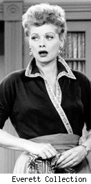 Lucille Ball, 'I Love Lucy'