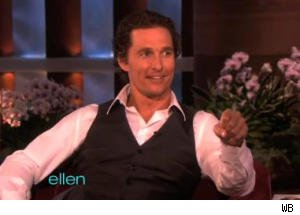 Matthew McConaughey Offers Opinion on 'Celebrity Apprentice'