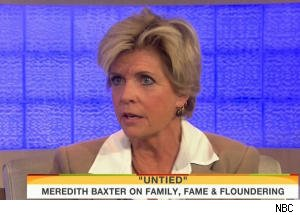 meredith baxter Skinny Redhead teen with Tiny Tits and a Beautiful Smile
